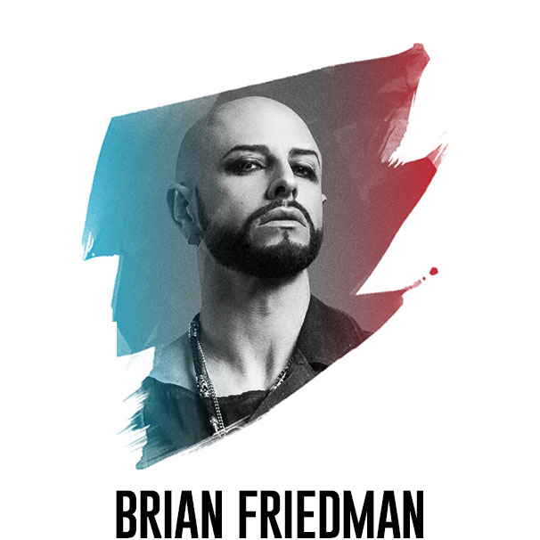Brian Friedman dance camp