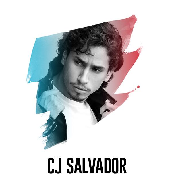 CJ Salvador dance camp