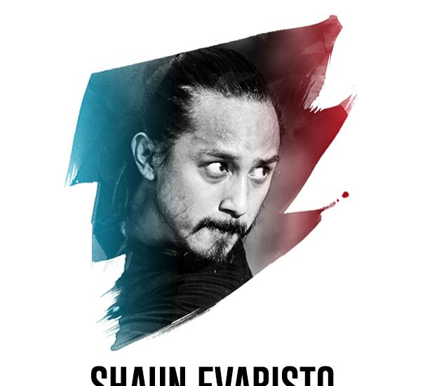 Shaun Evaristo dance camp
