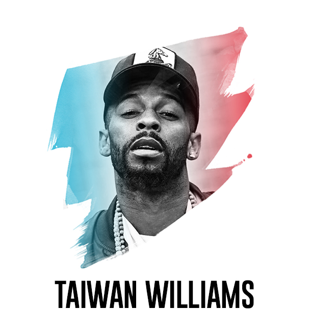 Taiwan Williams dance camp