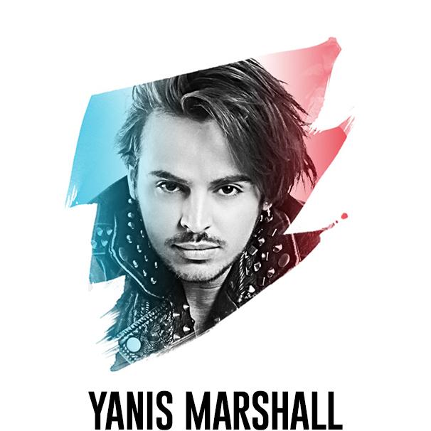 Yanis Marshall dance camp