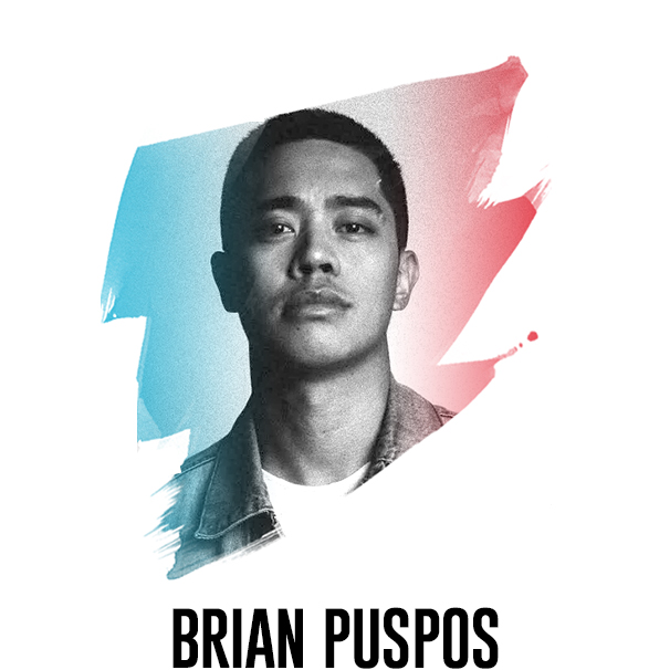Brian Puspos dance camp